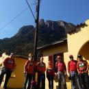 Terceiro Encontro de Resgate Vertical para Áreas Remotas do Sul do Brasil